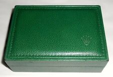 Genuine Rolex Oyster Inner Leather Watch Box S.A. Geneve Suisse Ref. 68.00.04 #1
