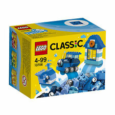 Lego Classic Ideas Parts Blue 10706 Christmas Gift