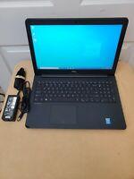 """Dell Latitude 3550 15"""" Laptop: Core i5-5200U 2.2GHz 8GB 500GB webcam, wifi"""