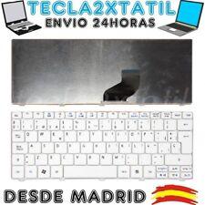 TECLADO ESPAÑOL PARA PORTATIL Packard Bell PAV80 BLANCO WHITE