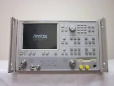 Anritsu 37369A 40 GHz Vector Network Analyzer - Opts 3, 6, 10 & 11 - CALIBRATED!