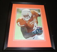 Roy Williams Framed 11x14 Photo Display Texas