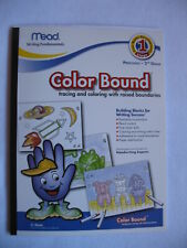 Mead Writing Fundamentals - Color Bound (Pre-K-2nd) Book