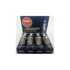 NGK Iridium IX Spark Plug Set of 4, BKR7EIX-11, 6988