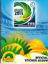 ALBUM FIGURINE PANINI=FIFA CONFEDERATIONS CUP BRASIL 2013=VUOTO