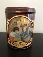 NESTLE Toll House Tin Can Morsels 50 Years of Memories 1939-1989 Anniversary