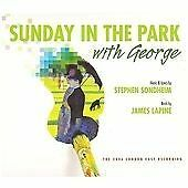 Sunday in The Park with George - 2006 London Cast Recording Audio CD