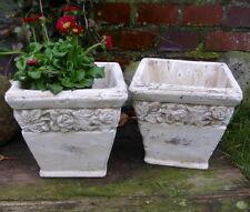 Deko blument pfe aus terrakotta g nstig kaufen ebay for Blumentopf landhausstil