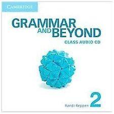 Grammar And Beyond Level 2 Class Audio Cd: By Randi Reppen