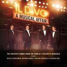 A  Musical Affair by Il Divo (CD, Nov-2013, Columbia (USA))
