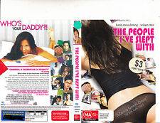 The People I'Ve Slept With-2011-karin Anna Cheung-Movie-DVD