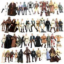 Randomly 10pcs Toys STAR WARS 3.75'' Trooper droid yoda Movie Action Figures