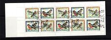 Faroe Islands 1997 Birds booklet CTO used #314a CV $12.50