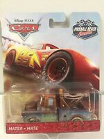 Disney Pixar Cars Mater Fireball Beach Racers Series Diecast New Release 1:55