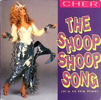 "Cher ‎CD Single 3"" The Shoop Shoop Song (It's In His Kiss) - Europe (VG+/EX)"