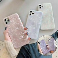 Case For iPhone 12 11 8 7 Plus Pro MAX XR ShockProof Marble Phone Silicone Cover