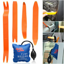 5× PDR Pump Air Wedge Universal Open Pry Tools Kit Panel Removal Dash Door Radio