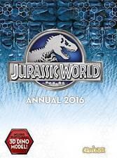 Jurassic World Annual 2016 by Centum Books (Hardback, 2015)