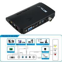 PAL/NTSC LCD Analog TV Tuner Box PIP Digital Computer TV Program Receiver