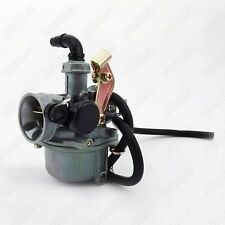 19mm Carb Carburettor PZ19 for 90cc-125cc Hand Choke Dirt Bike ATV Go Kart Quad