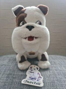 Churchill Talking Dog Plush