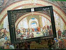 PUZZEL PUZZLE museum collection vaticani, Raffaello ,school of athens 1000 pcs