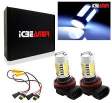 H11 COB LED high Power Projector DRL / Fog Light Bulbs Canbus Cable V812