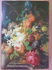 Schöne alte Ansichtskarte AK - Blumenbild Pieter Faes 1791 Belgien