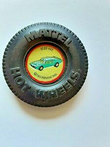 Hot Wheels Redline OLDS 442 Button plastic excellent condition rare USA