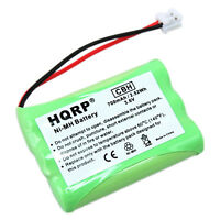HQRP Battery for GE 5-2705 52705 5-2781 52781 5-2660 52660 Home Cordless Phone