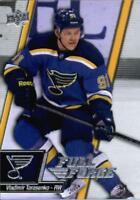 2015-16 Upper Deck Full Force Hockey #31 Vladimir Tarasenko St. Louis Blues