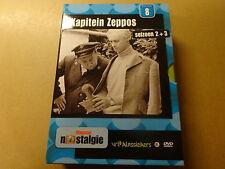 3 DVD BOX / KAPITEIN ZEPPOS: SEIZOEN 2 + 3