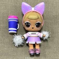 LOL Surprise Doll SIS CHEER BABY UNDERWRAPS Dolls Big SIS Sister CHEERLEADER