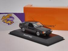 """Maxichamps 940113521 # Renault Fuego Baujahr 1984 in """" schwarz """" 1:43 NEUHEIT"""