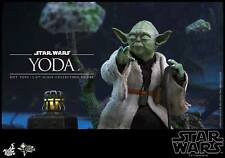 Hot Toys 1/6 Star Wars Episode V The Empire Strikes Back MMS369 Yoda Figure