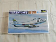 Hasegawa 1:72 North American Rockwell F-86F Sabre Model Kit JS-015 SEALED