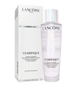 New Lancome Clarifique Double Essence Refining Enzymatic Dual Essence 150ml