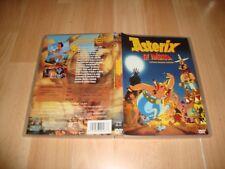 ASTERIX EN AMERICA PELICULA EN DVD DEL AÑO 1994 - 2002 EN BUEN ESTADO