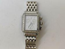 Michele Deco Diamond Signature Limited Edition Watch - MW06A01G5936