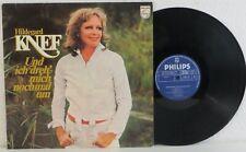 """12"""" LP Hildegard Knef-Und ich dreh mich nochmal um SCHLAGER Chanson"""