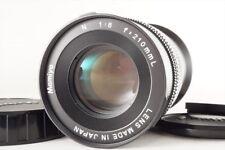 [NearMint] Mamiya 7 N 210mm F8 L for Mamiya7, 7II 7mount w/Case,  from Japan