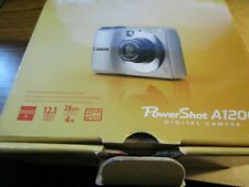 Canon Point And Shoot Power Shot A1200 - 12.1 Mega Pixels Digital Camera