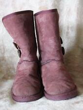 Apres by Lamo Boots women's size 7 purple