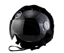 Casco De Nieve 820 Ski Negro Metalizada