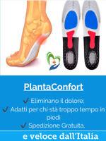 plantaconfort planta Solette Confort Ortopediche  Sostegno dell'Arco plantare