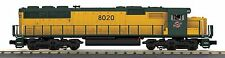 MTH 30-20379-1 CHICAGO NORTHWESTERN SD60 RAILKING SCALE PROTOSOUND 3.0 RD# 8020