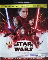 Star Wars: The Last Jedi (4K Ultra HD Blu-ray Disc ONLY, 2018)