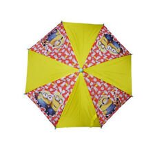 Despicable Me Minions Movie Kids Umbrella Brolly Approx 65cm Official