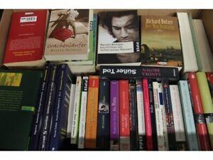 19 KG Bücher Autoren Bände Literatur Sachbücher Sammlung