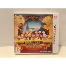 Theatrhythm Final Fantasy Curtain Call Nintendo 3DS Pal